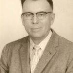 Pastor Ike T. Sidebottom