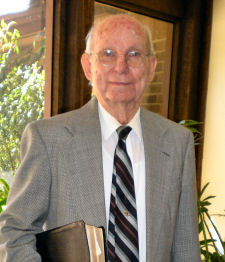 Pastor Charles Wages