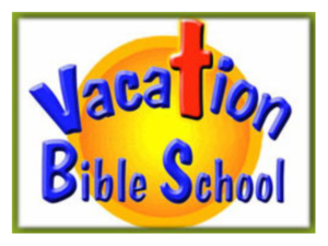 Vacation Bible School - Logo for VBS page