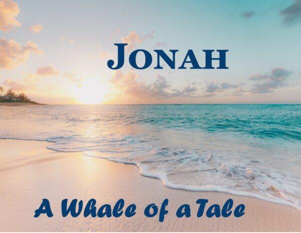 God Teaches Jonah a Lesson Image
