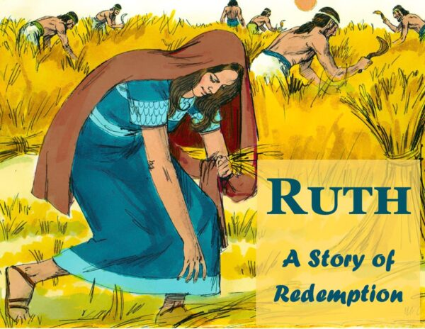 Ruth - Under God's Wings Image
