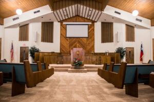 Grace Bible Church Auditorium