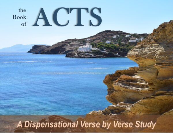 Changes After Acts 28 - Part 1 Image