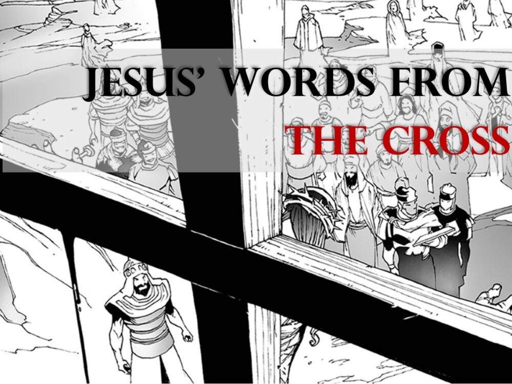 Jesus' Words from the Cross