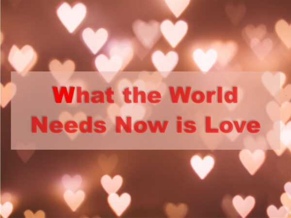 Love for the World - Part 3 Image
